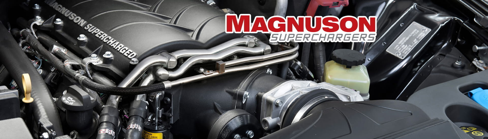 Magnuson supercharger